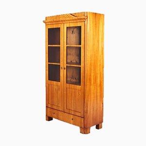 Antique Biedermeier Bookcase
