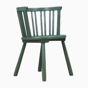 Danish Wooden Chair, 1960s