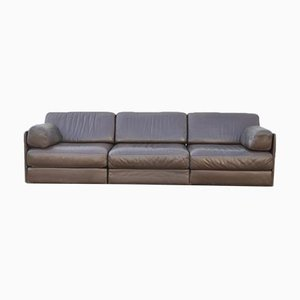 DS 76 Modular Leather Sofa from De Sede