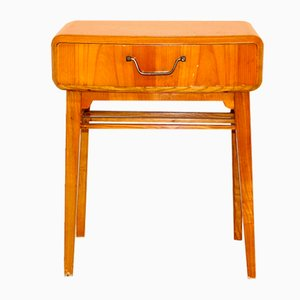 Bedside Table by Axel Larsson for Bodafors, Sweden, 1950s