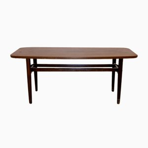 Rosewood Coffee Table, Sweden, 1960s