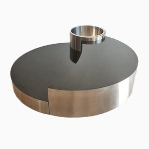 Italian Coffee Table by Massimo Papiri for Mario Sabot