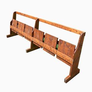 Swedish Pine Folding Bench