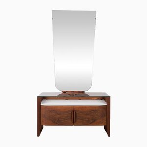 Dressing Table with Mirror by Jindrich Halabala