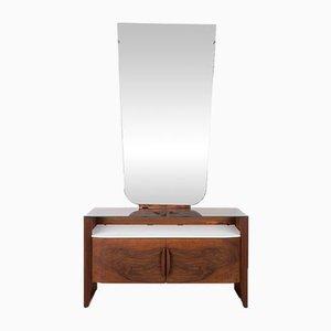 Toeletta con specchio di Jindrich Halabala