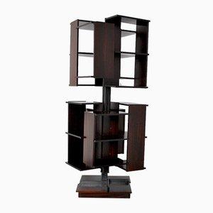Centro Swivel Bookcase by Claudio Salocchi