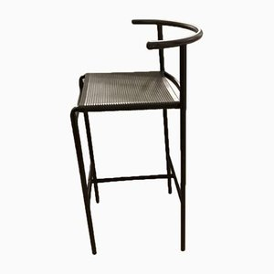 Industrial Bar Stools by Philippe Starck for Baleri Italia, Set of 3