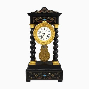 Antike Napoleon III Pendeluhr