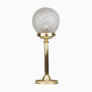 Art Deco Tischlampe, 1920er