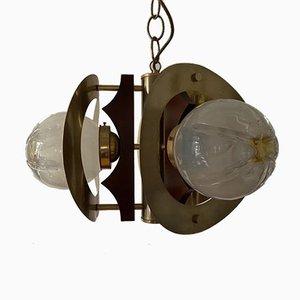 Lampe à Suspension de Mazzega, Italie, 1970s