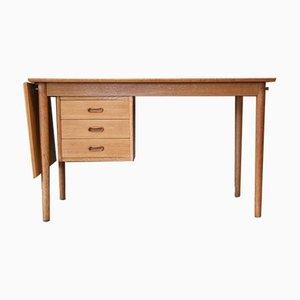 Mid-Century Oak Writing Desk by Arne Vodder for Sigh & Søns Møbelfabrik, 1960s