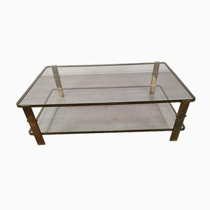 Coffee Table in Bronze from Maison Malabert