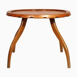 Art Deco Coffee Side Table by Gaetano Borsani, 1930s
