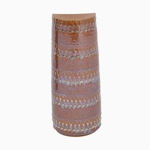 Lampade da tavolo nr. 3117 Mid-Century in ceramica di Soholm Stentoj per Søholm, Danimarca, set di 2