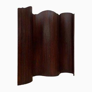 Holzwand, 1950er