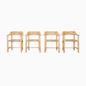 Dänische Seifen Klinte Stühle von Poultries Pedersen für Grammrode, 1990er, 4er Set