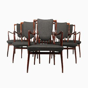 Carver Chairs by Andrew Milne, Set of 6