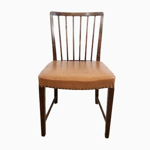 Dining Chairs, 1940s, Set of 6