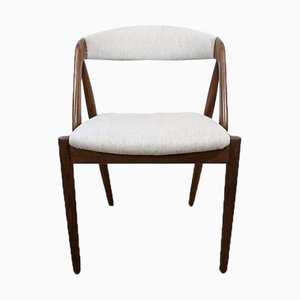 Model 31 Dining Chairs by Kai Kristiansen for Schou Andersen, Set of 6