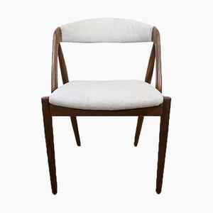 Modell 31 Esszimmerstühle von Kai Kristiansen für Schou Andersen, 6er Set