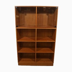 Book Cabinet in Cherry Wood by Andreas Hansen 1980s