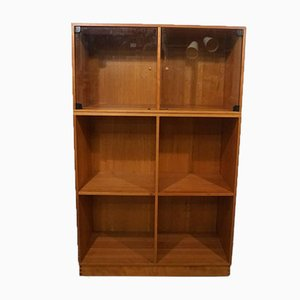 Book Cabinet in Cherry Wood by Andreas Hansen, 1980s