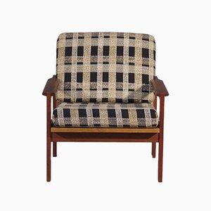 Dänischer Capella Stuhl von Illum Wikkelsø für N. Eilersen, 1950er