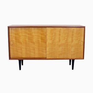 Sycamore Sideboard from Heals, 1960s