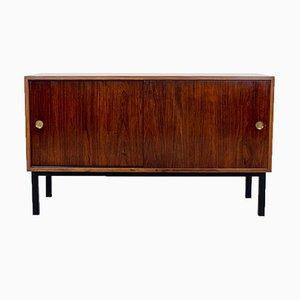 Rosewood and Teak Sideboard, 1960s