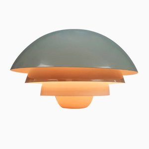 Visiere Floor Lamp by Sergio Asti for Martinelli Luce, 1970s