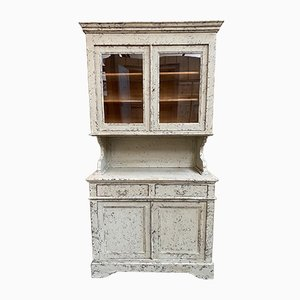 2-Piece Cabinet, Early 20th Century