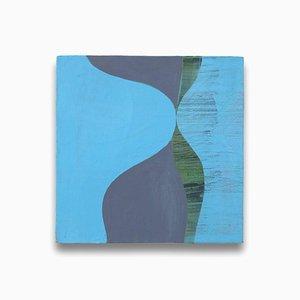 Whisper, Abstraktes Gemälde, 2015