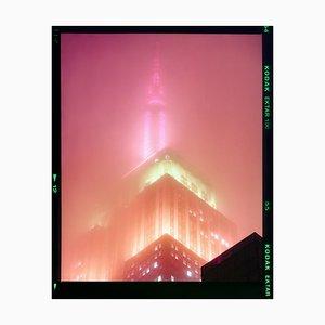Nomad III (Film Rebate), New York, Fotografia architettonica a colori, 2017