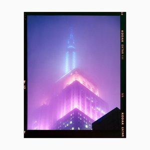 Nomad VIII (Film Rebate), New York, Conceptual Architectural Color Photograph, 2017