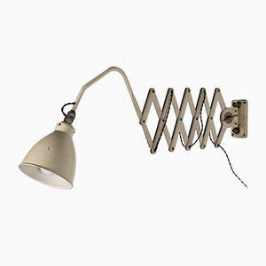 Bauhaus Scissor Lamp