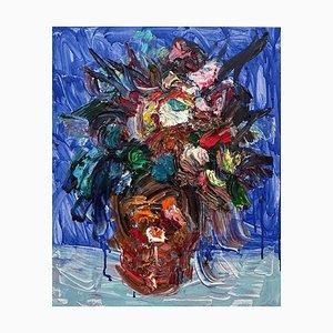 Arte cinese di Fu Ze-Nan, Flower No.1, 2016