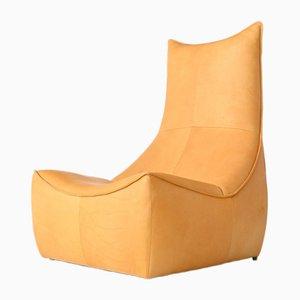 The Rock Lounge Chair by Gerard Van Den Berg for Montis, Netherlands, 1970s