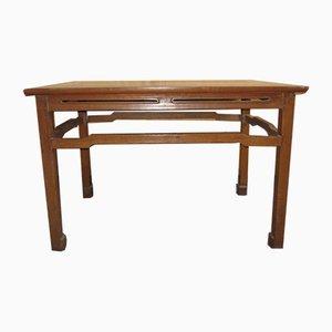 Chinesischer Tisch aus Teakholz