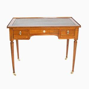 Louis Philippe Schreibtisch aus Nussholz, 1850er