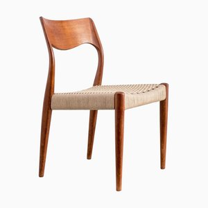 Teak Dining Chair by Niels Otto Moller for J. L. Møllers