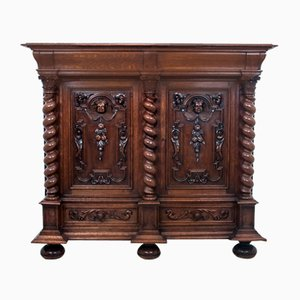 Antique Cabinet, 1900s