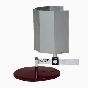 Bauhaus Table Lamp by C. J. Jucker, 1923