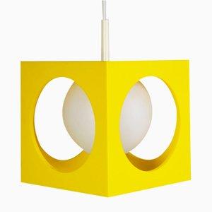 Cubic Pendant Lamp by Richard Essig for Besigheim