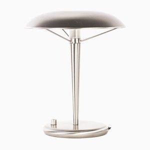 Modell 6229 Schreibtischlampe aus Aluminium von Holtkötter, 1990er