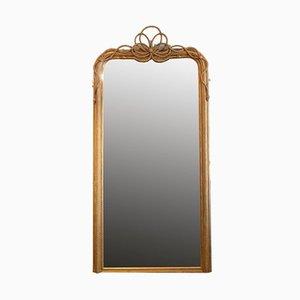 Large 19th Century Giltwood Mirror