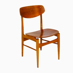 Teak Chair, Sweden, 1960s