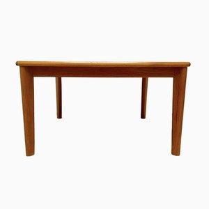 Vintage Danish Teak Square Coffee Table from Trioh