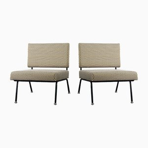 Vintage Lounge Chairs by Florence Knoll Bassett for Knoll Inc. / Knoll International, 1950s, Set of 2