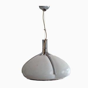 Grande Lampe à Suspension Quadrifoglio Mid-Century par Meblo Guzzini, 1970s