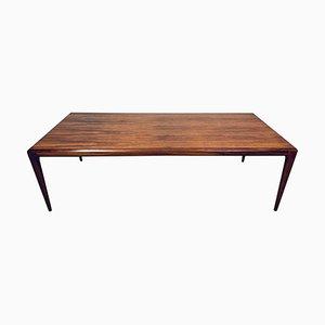 Table Basse en Palissandre par Johannes Andersen, 1960s